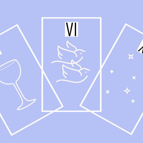 15+ Tarot Spreads Using Just Three Cards