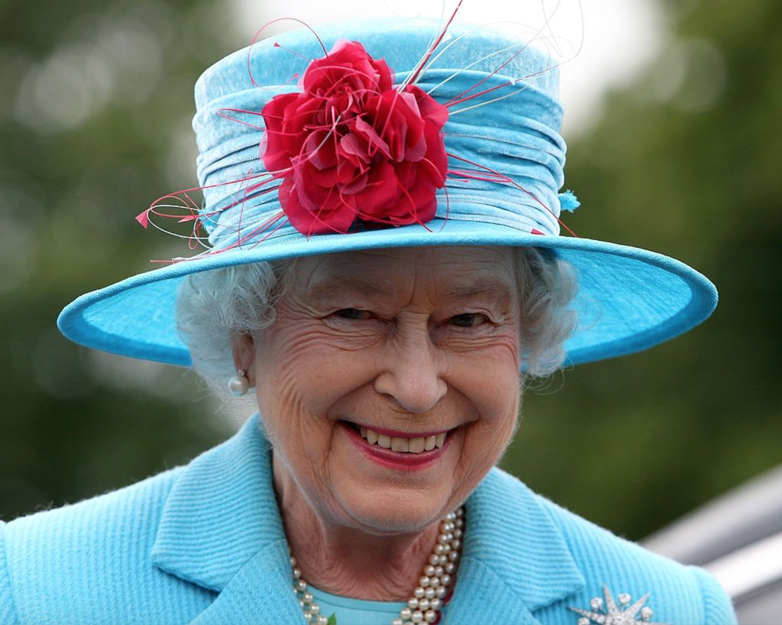 The Queen's Hats