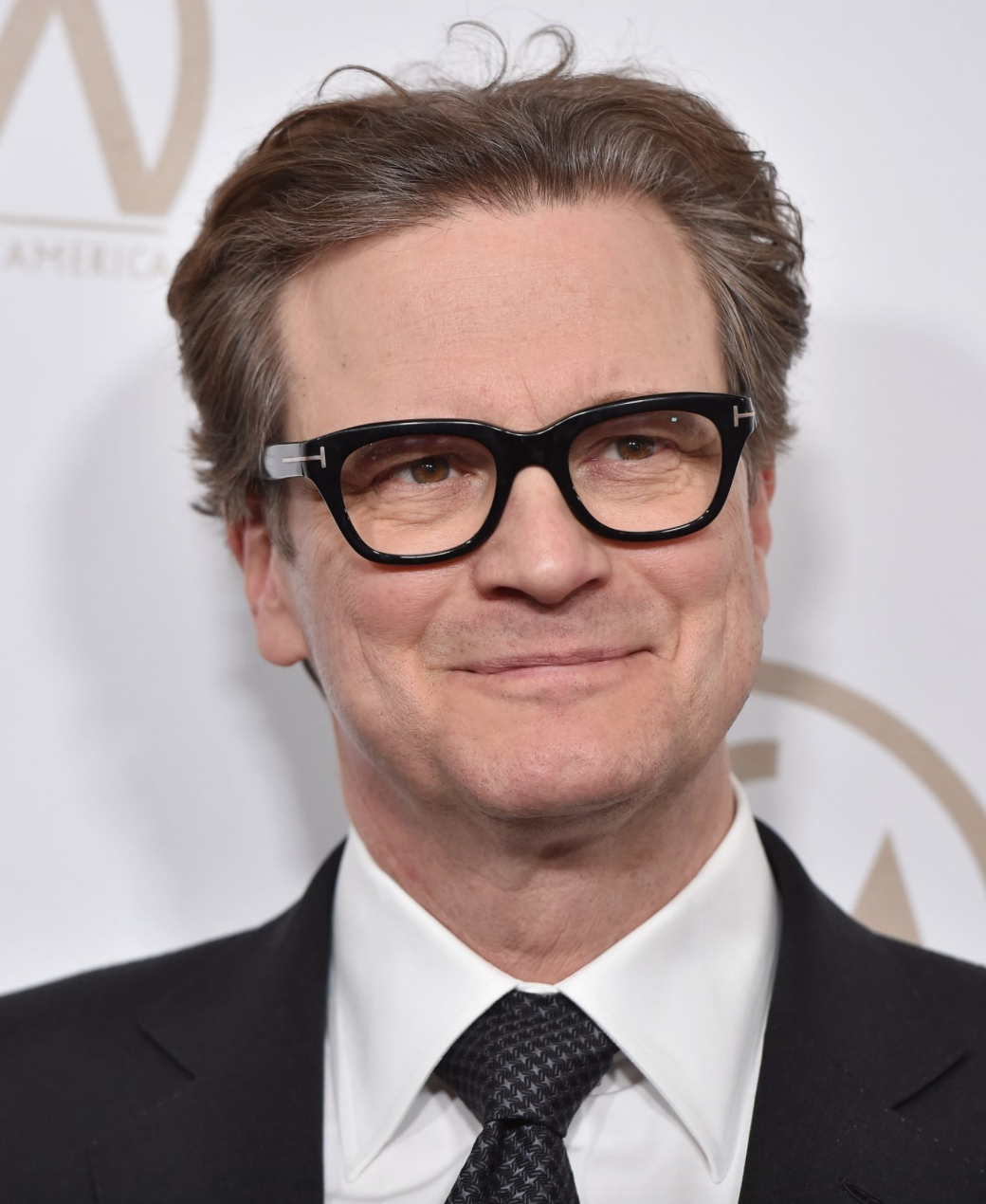 Colin Firth Hasn't Aged