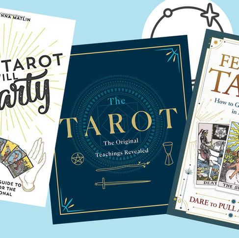 11 Worthwhile Tarot Books for Anyone—No Matter Your Level