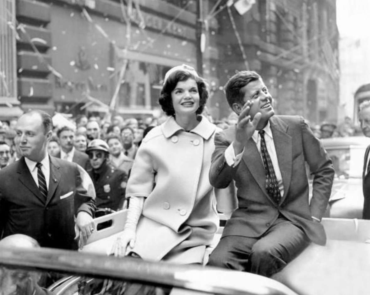 JFK's Life in Pictures