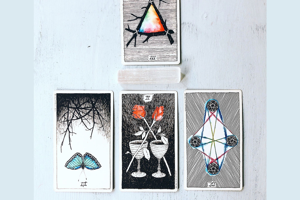 minor arcana tarot