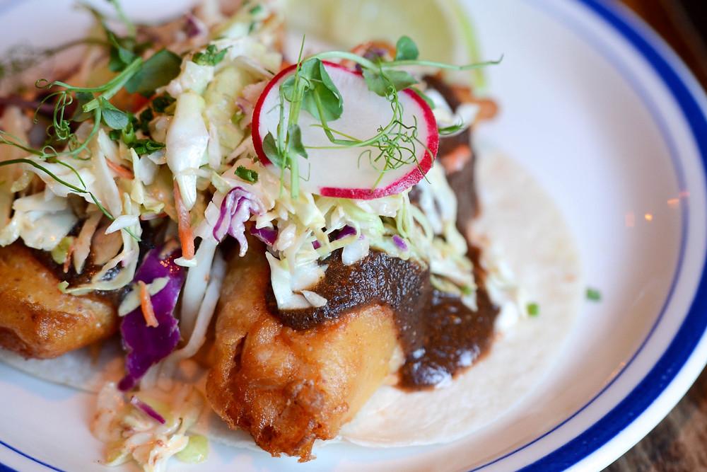 Fish Tacos ($8)