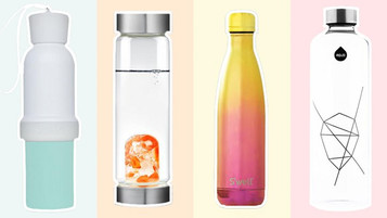 15 Stylish and Portable Water Bottles for Every Personality