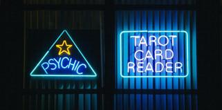 I Was an Online Professional Tarot Card Reader