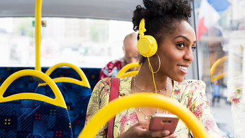 8 Feel-Good Podcasts to Brighten Your Day