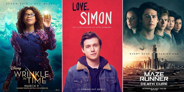 Best Teen Movies 2018