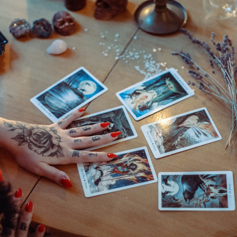 Every Tarot Deck I Own (and Why)