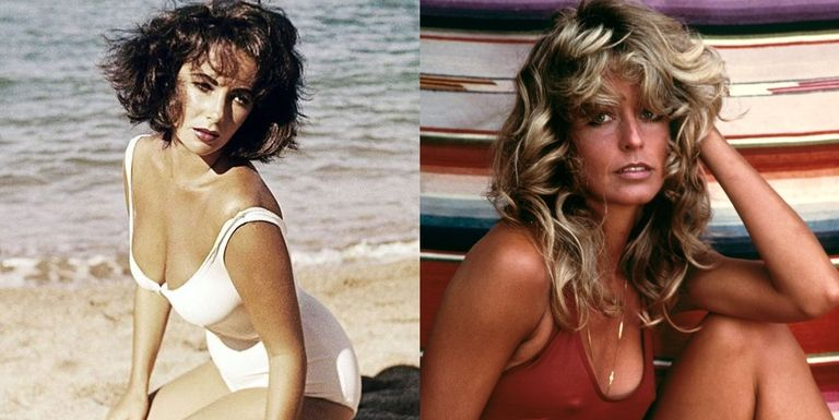 12 Iconic Swimsuit Moments