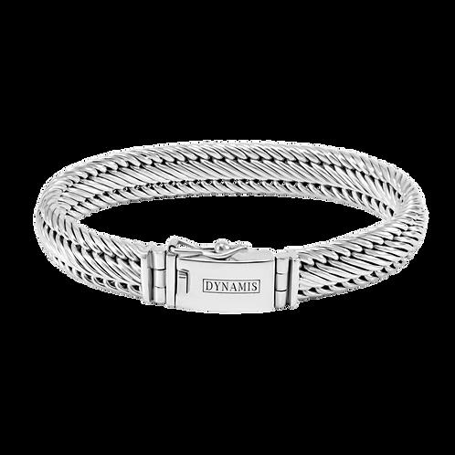 Bali Sterling silver bracelet (11 mm)