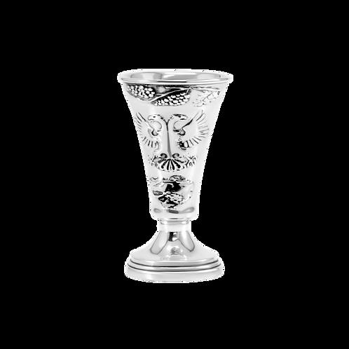 Sterling silver shot glasses (set of 6)