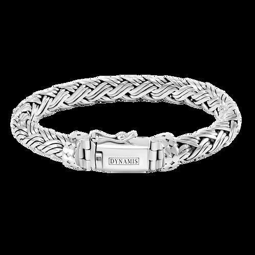 Bali Sterling silver bracelet (9 mm)