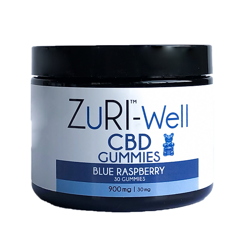 Zuri Gummies 30ct 900mg