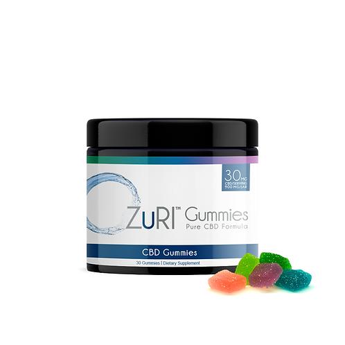 Zuri Gummies Variety