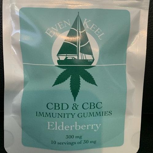 Even Keel Immunity Gummies
