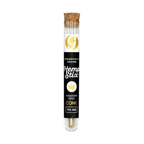 Gold Standard Single Pre-Roll Hawaiian Haze 150mg