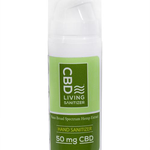 CBD Living Hand Sanitizer