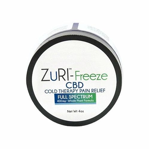 Zuri Freeze Full Spectrum Pain Rub