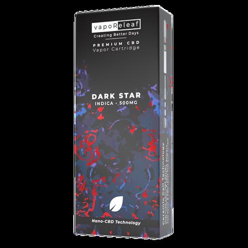 Creating Better Days Dark Star Vape 500mg Full Spectrum