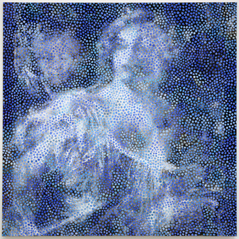 "The Ghost of Painting and Grandmother / Dots ( From ""Tarquinio e Lucrezia"" Tiziano)"