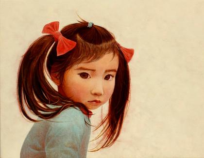 Portrait, Kankan