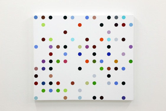 Damien Hirst Spot Paintings Suck