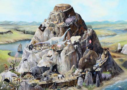 Unnamed Mound -Primitive Power-