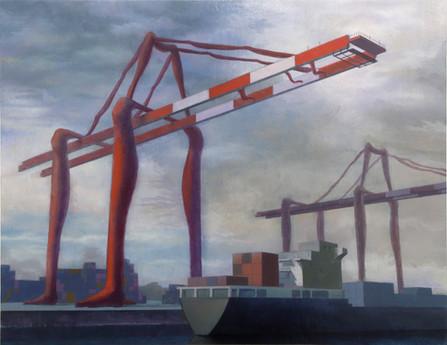 The Four-legged Crane