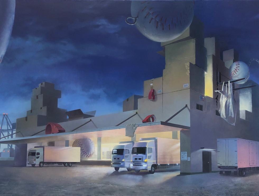 "Roppongi | Shunsuke Taira ""Cityscapes in Blurred Light"""