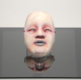 Pieces Sculpture: Noh Mask