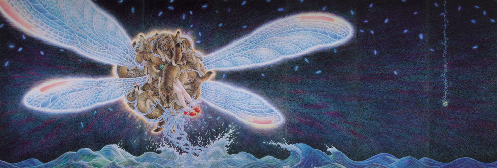 """Chapter Four """"The Return - Sirius Odyssey"""""""