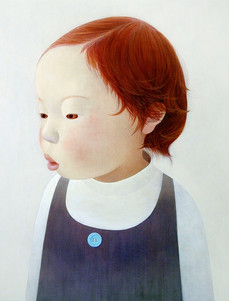 Portrait, Anna