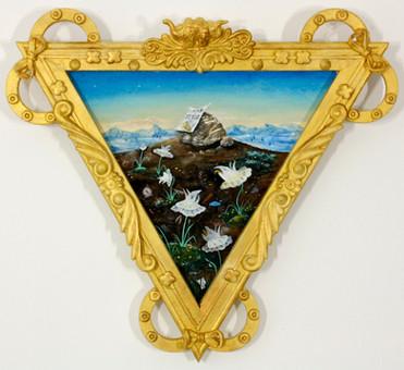 Unnamed Mound -Gregarious Tricera-grass Land-