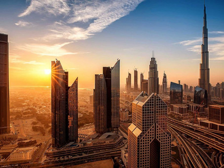 Dubai Property Transactions Hit Four-Year High