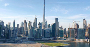 Dubai property price declines slow to less than 1% in January