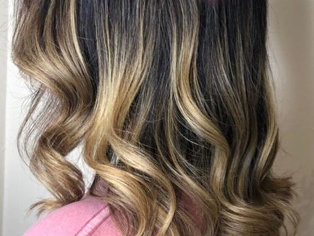 Love is in the Hair at Salon En Vogue