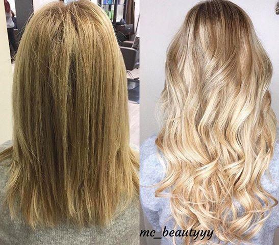 Aqua Hair Extentions