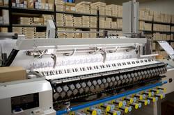 Bischoff Embroidery Machine