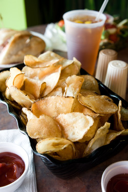 Hand Made Potato Chips