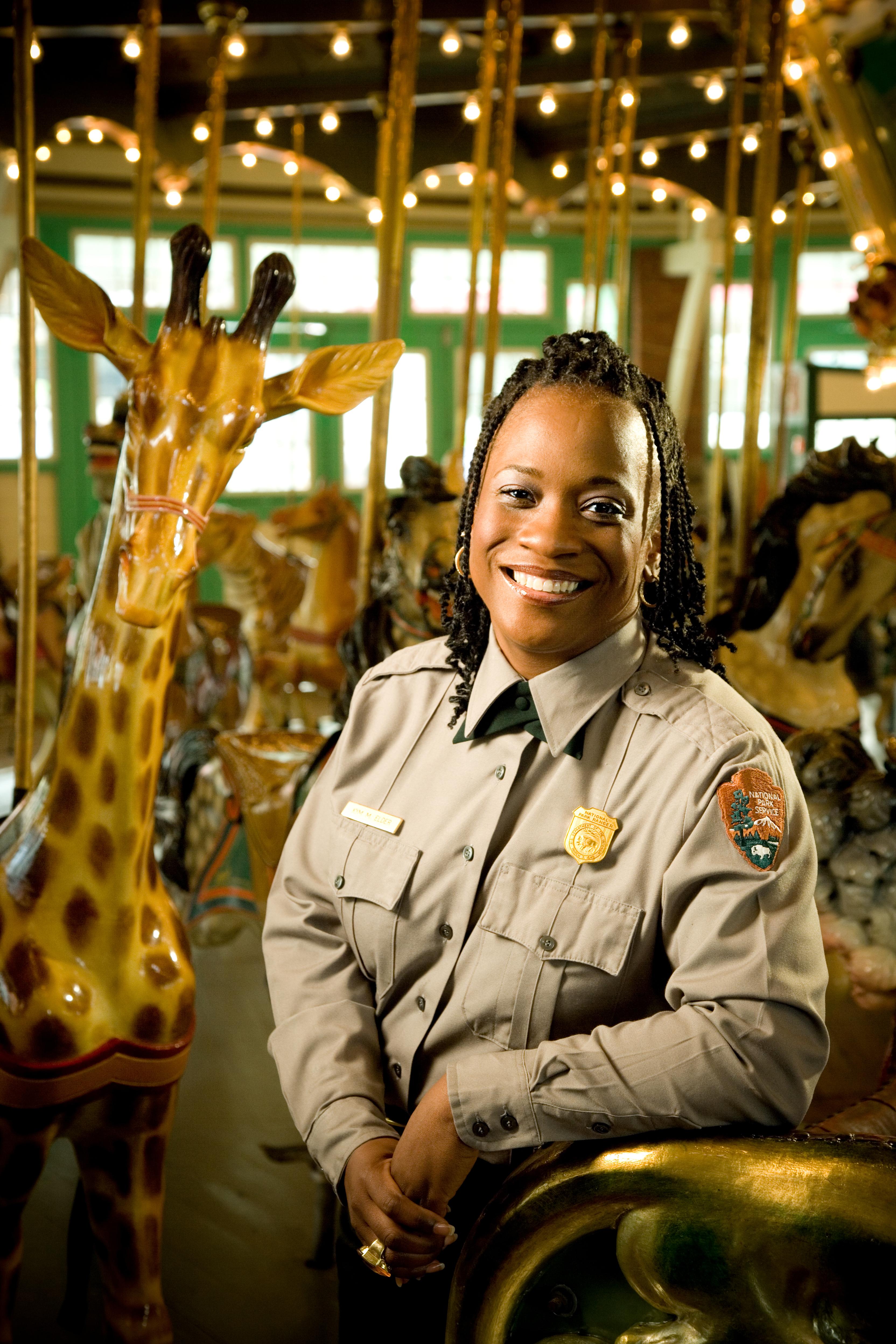 Park Service Employee