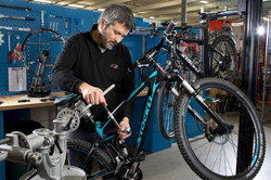 Star Bicycle Technician