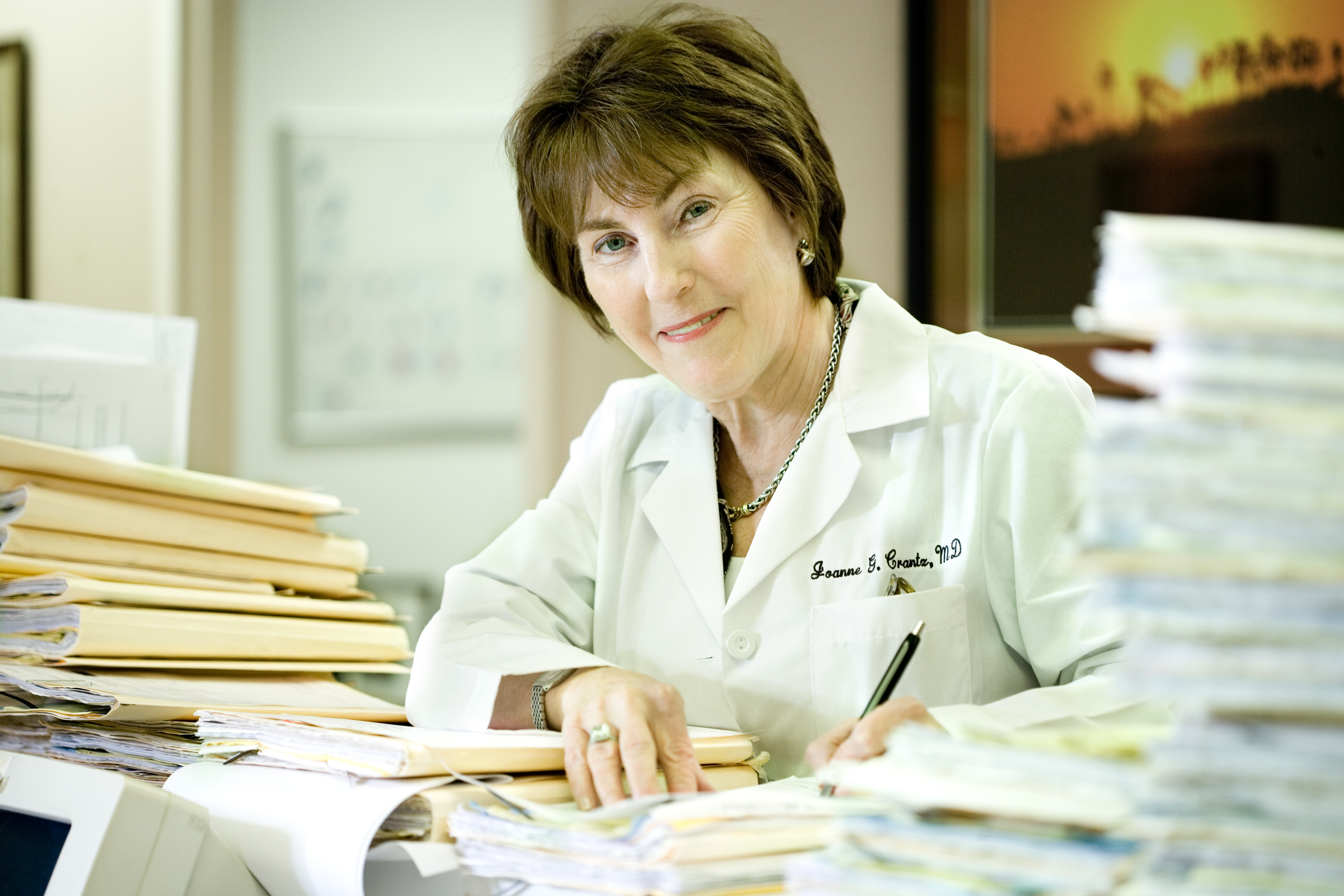 Dr. Joanne Crantz