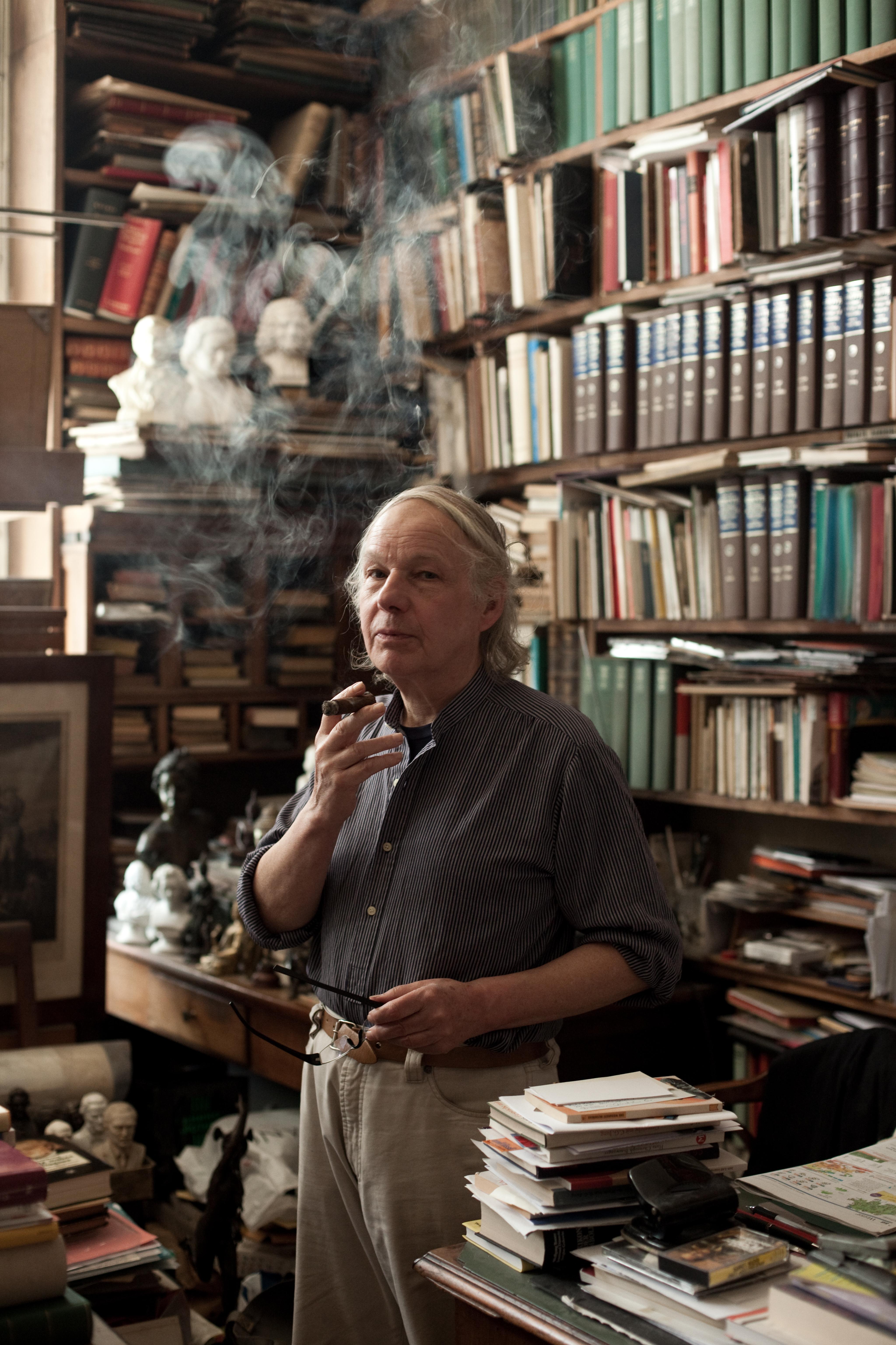 Zurich Book Store Owner
