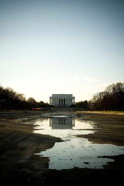 Lincoln Memorial & Reflecting Pool