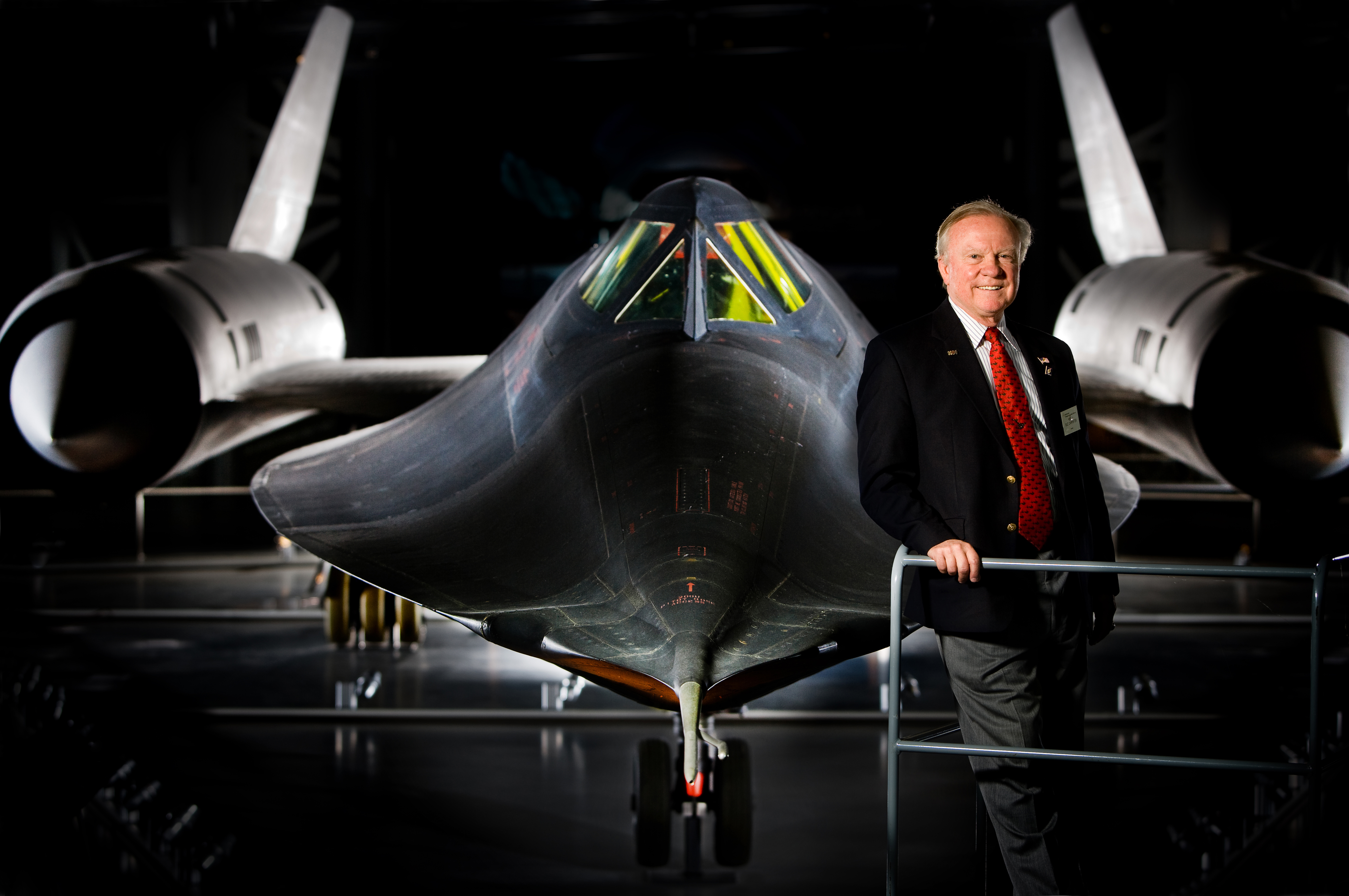 SR-71 Blackbird - Buzz Carpenter
