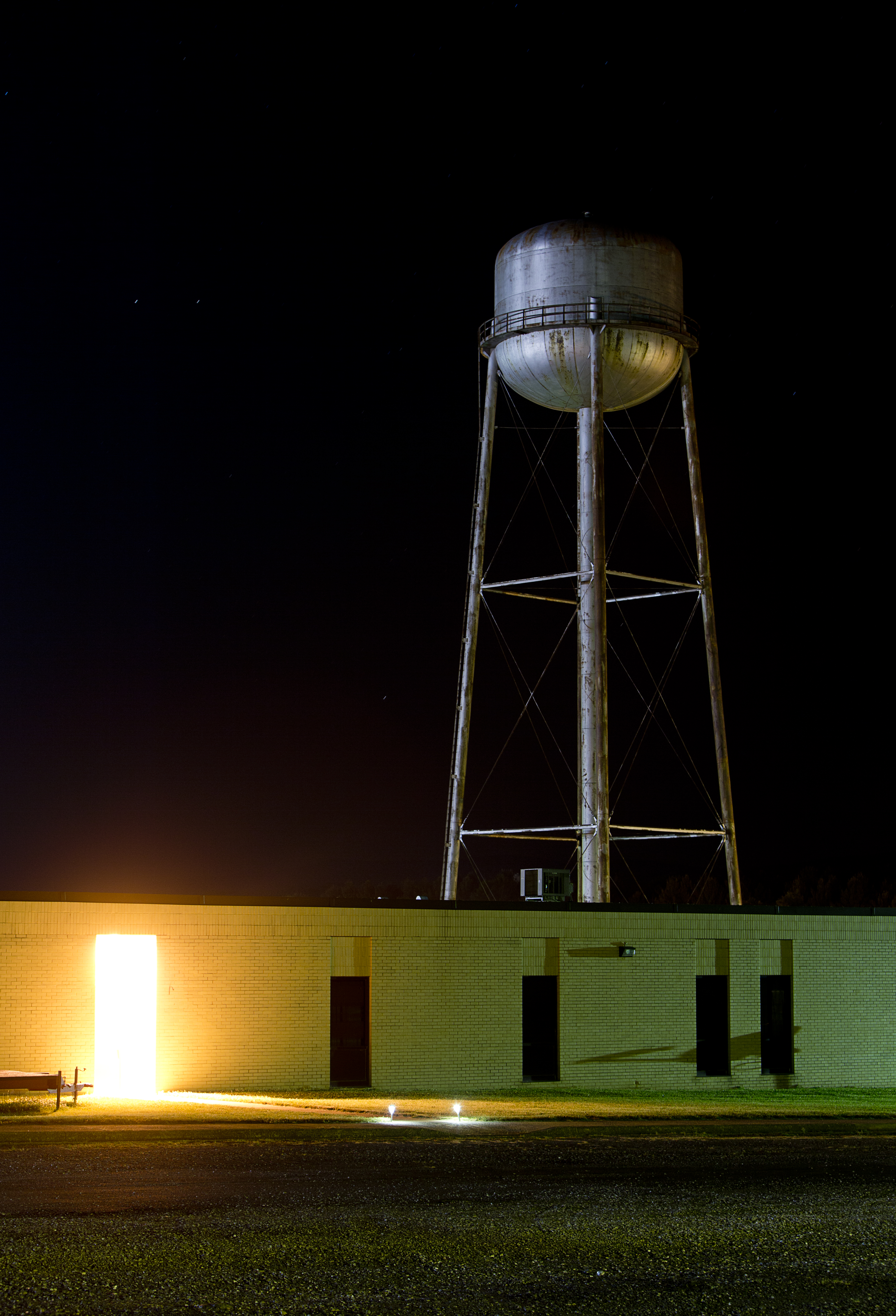 After Dark - Water Tower