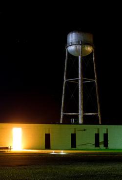 After Dark - Water Tower