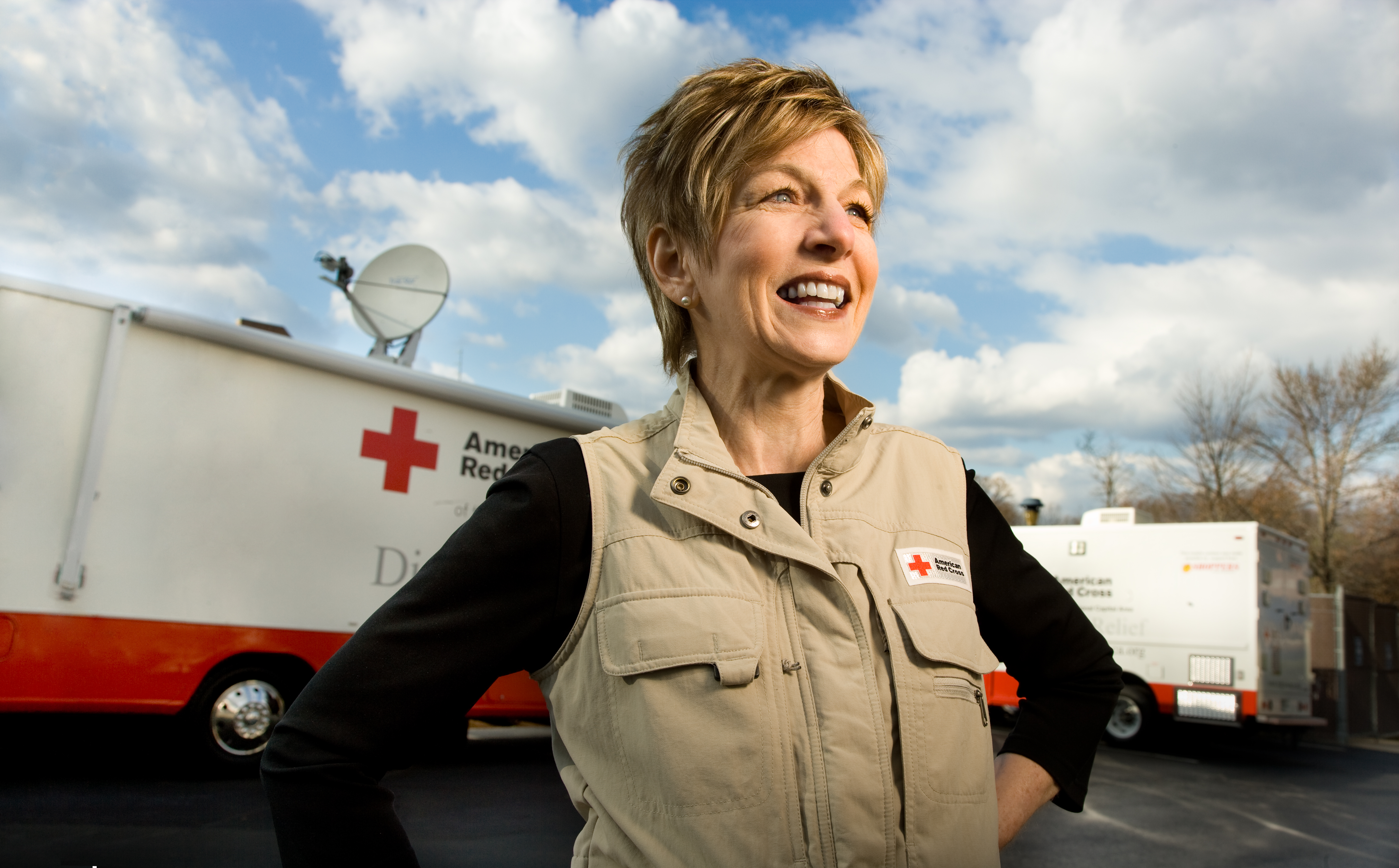 Linda C. Mathes - American Red Cross