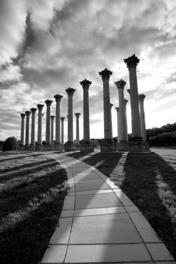 Capital Column at National Arboretum