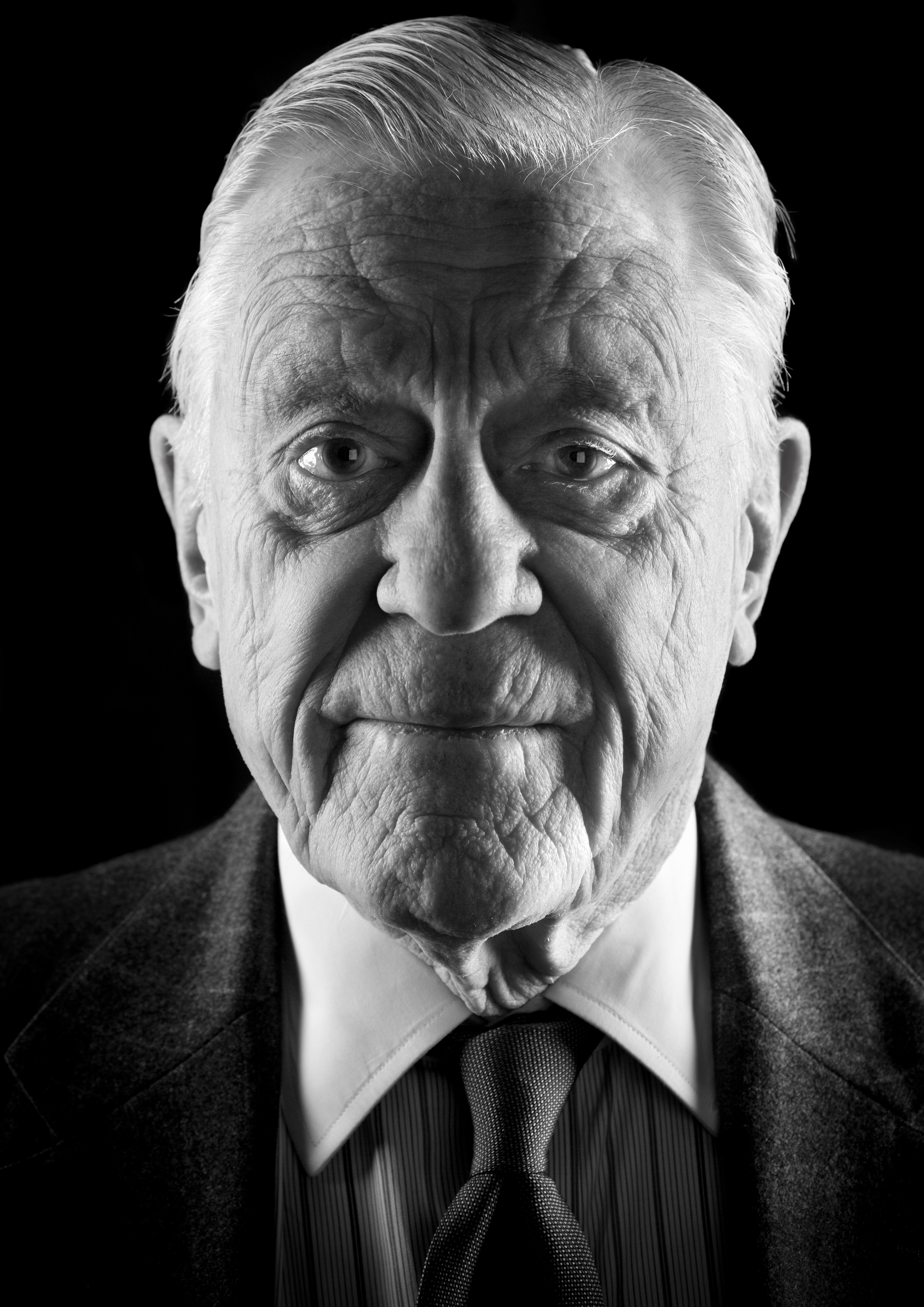 Ben Bradlee - The Washington Post